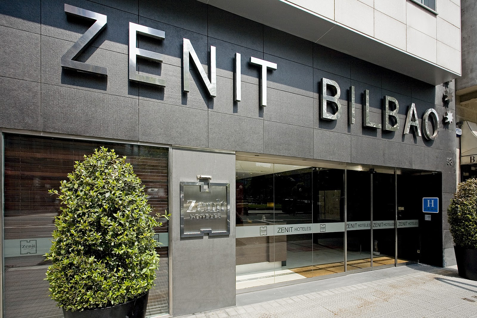 Restaurante Abando  Hotel Zenit Bilbao